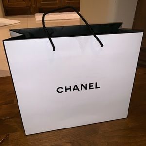 CHANEL Other - Chanel shopping bag